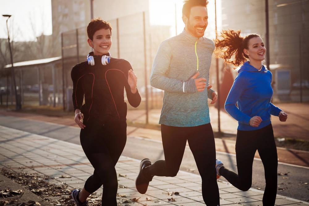 Para lograr el bienestar, la mejor opción es realizar deporte