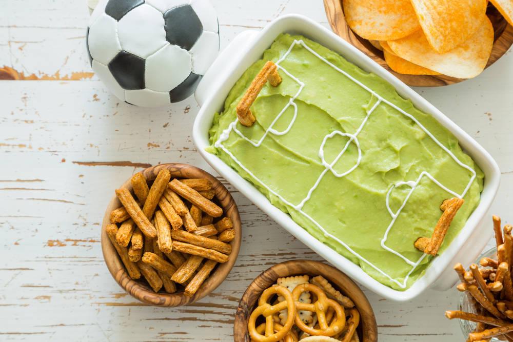 La Dieta Perfecta para Futbolistas