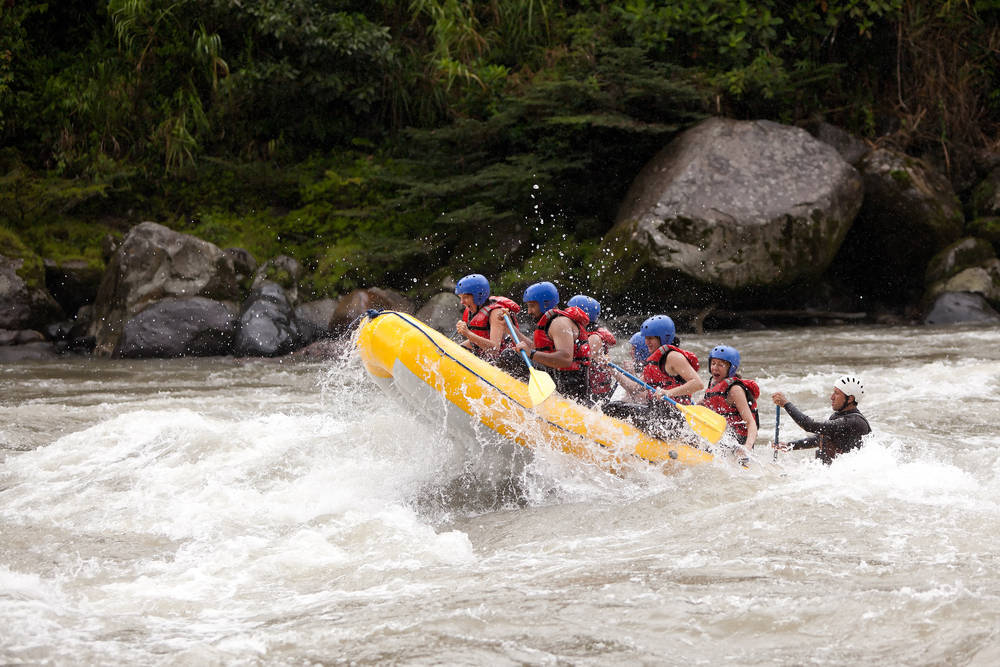 Los deportes de aventura, una gran opción para practicar con amigos en verano