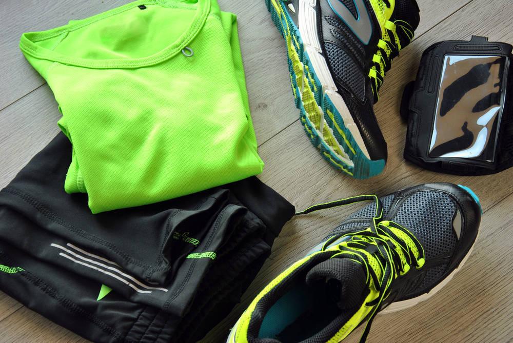 La ropa adecuada para hacer deporte