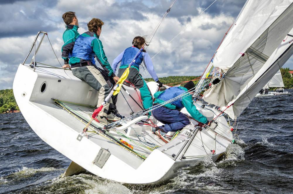 La complejidad del deporte de vela