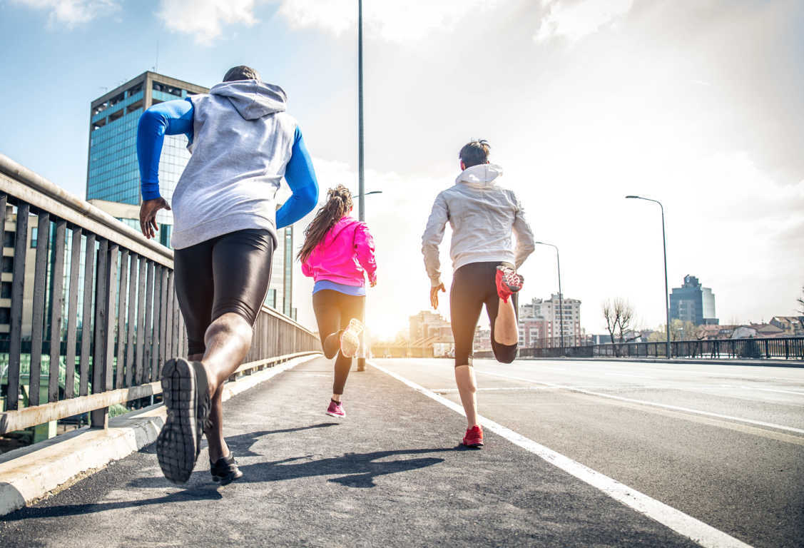 La dieta runner