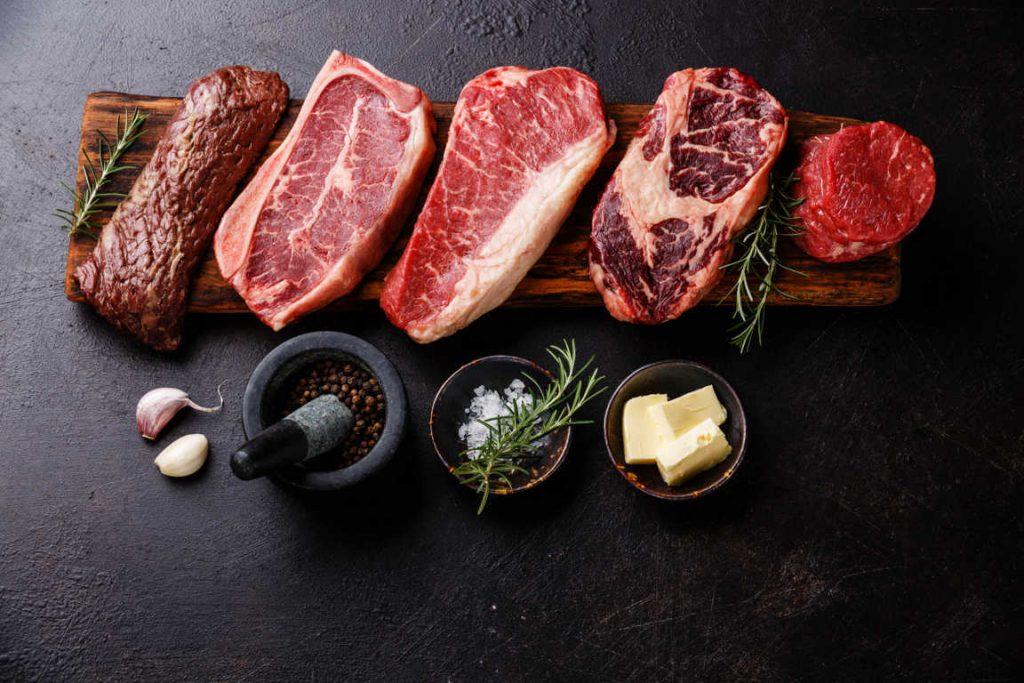 La importancia de la carne en la nutrición